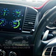 Lancer Inspira Android head unit player
